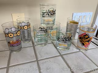 Preakness Glasses Vintage Collection
