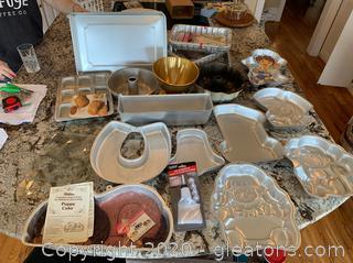 Cake Baking Collection