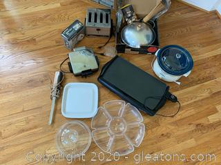 Appliances and Kitchenware