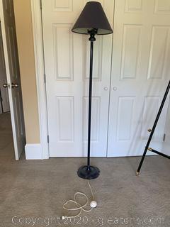 Iron Base Floor Lamp