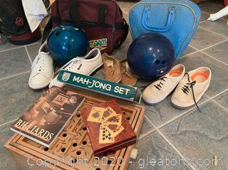 Bowling and Gaming Collection