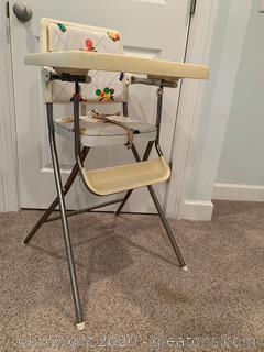 Vintage Cosco High Chair