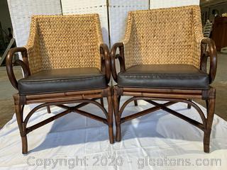 Rattan Chair Set B