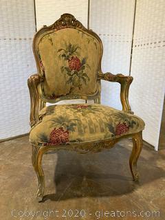Victorian Arm Chair B