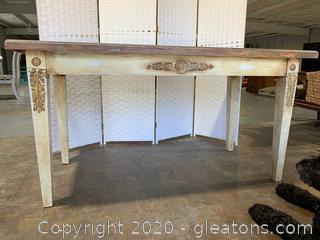 Antique Shabby Chic Desk