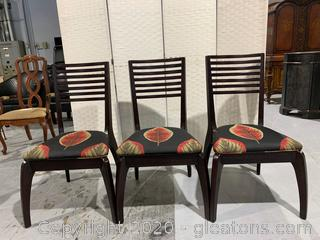 Sets of Accent Chairs