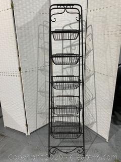 Storage Ladder A