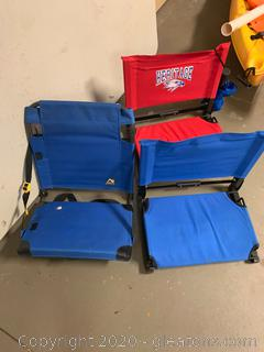 Fold Out Stadium Seats