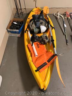 Outdoor and Kayak Lot