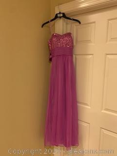 Faviana Prom Dress - Size 0