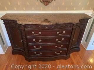Bernhardt Buffet-Stone Top