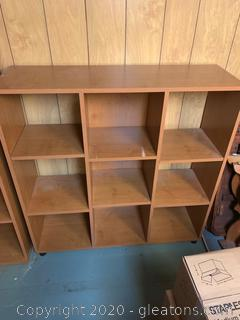(A)Storage Cube Bookcase
