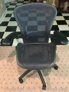 SPACE Heating Big & Tall Managers Chair