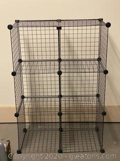 6-Cube Wire Storage