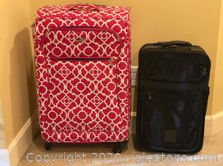Waverly & Travel Pro Luggage