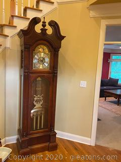 Howard Miller Ambassador Collection Grandfather Clock
