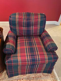 Sherrill Club Chair  (A)