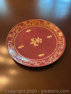Andrea by Sadek Decorative Plate