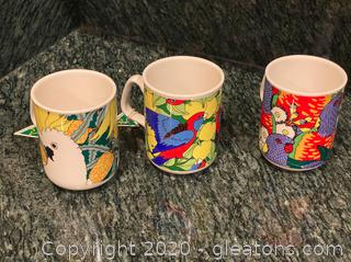 Birds of Australia Mugs