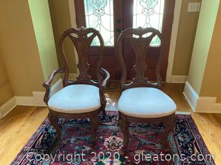 Bernhardt Dining Chairs