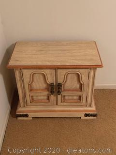 (A) Stanley Furniture Nightstand