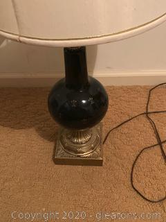 Large Vintage Mid-Century Table Lamp
