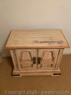(B) Stanley Furniture Nightstand