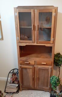 Vintage Handmade Cupboard