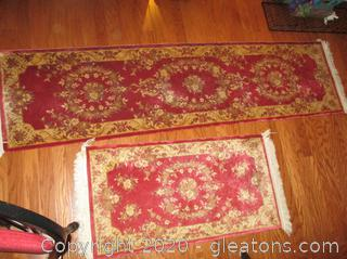 Accent Rug & Runner - Hand Knotted