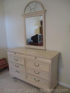 Lexington Dresser with Mirror