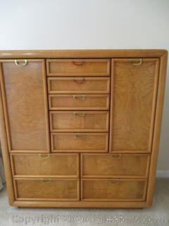 Vintage Mid Century Broyhill Premier Chest of Drawers