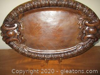 Southern Living Oval Brimfield Serving Tray