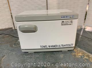 UV Towel Warmer (E)