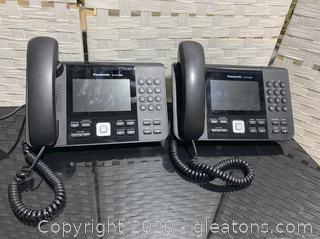 Panasonic SIP Touch Screen Phone (D)