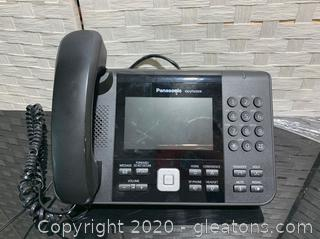 Panasonic SIP Touch Screen Phone (C)