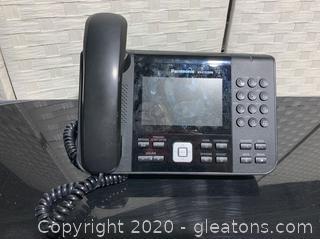 Panasonic SIP Touch Screen Phone (A)