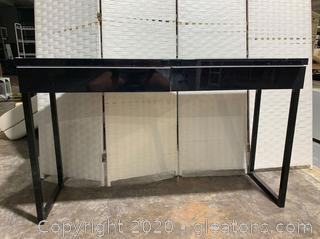 Nail Station Work Table with Drawers A