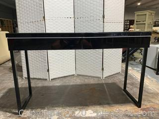 Nail Station Work Table with Drawers B