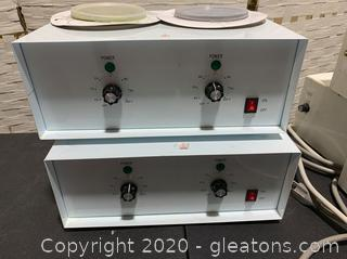 Depilatory Wax Heater
