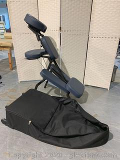 Portable Massage Chair - Like New