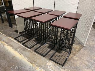 Beverage Side Tables