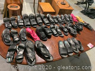 Oak Bashi and Oka B Shoes