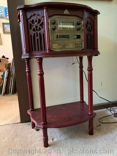 American Heritage CD, Radio, Cassette Record Player
