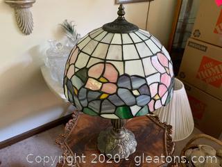 Tiffany Style Desk Lamp