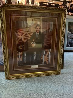 Portrait of Rhett Butler