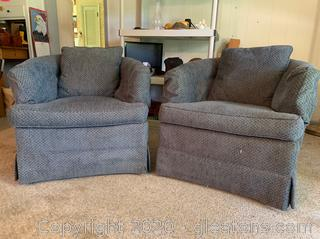 Pair  of Cute Arm Chairs