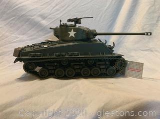 General George S. Pattons M4A3 Sherman Tank
