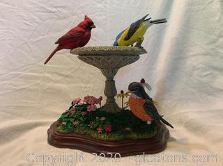 """""""Summer Gathering"""" Figurine Artist Bob Guge"""