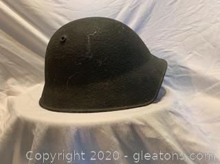World War II Military Helmet