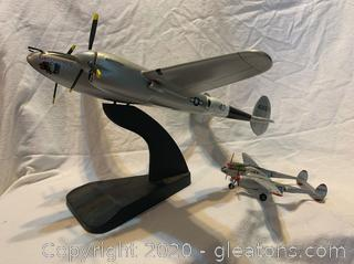 "P-38 Lighting –Geronimo II P-38 Lightning ""Marge"""